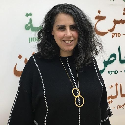 הילה אלוני אוחיון - מנהלת המחלקה הציבורית